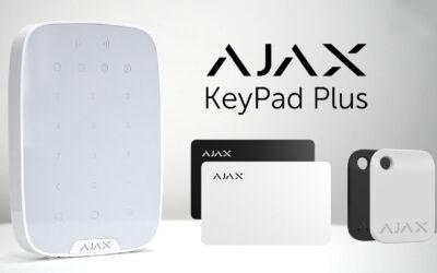 KeyPad Plus: Érintés nélküli megbízható rendszerirányítás, kompromisszumok nélkül